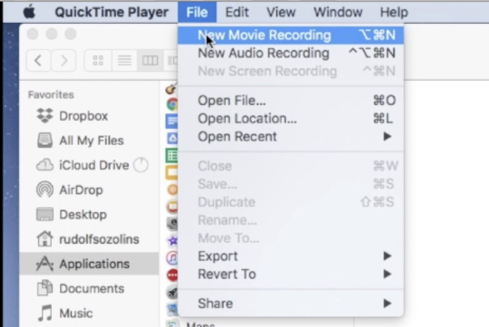 Guide to setting up your studio for online music lessons. - image QuickTime_5NewMovie-copy-2 on https://musicmasterlab.com