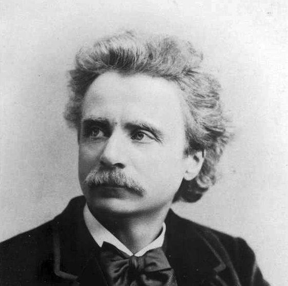 Edvard Grieg Lyric Pieces - image Grieg-e1591009059216 on https://musicmasterlab.com