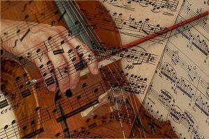 music, cello, treble clef