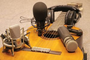 mic, microphone, dubbing